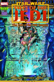 Star Wars: Tales Of The Jedi - The Fall Of The Sith Empire #2