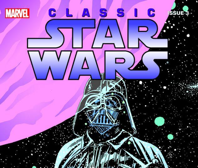 Classic Star Wars (1992) #3