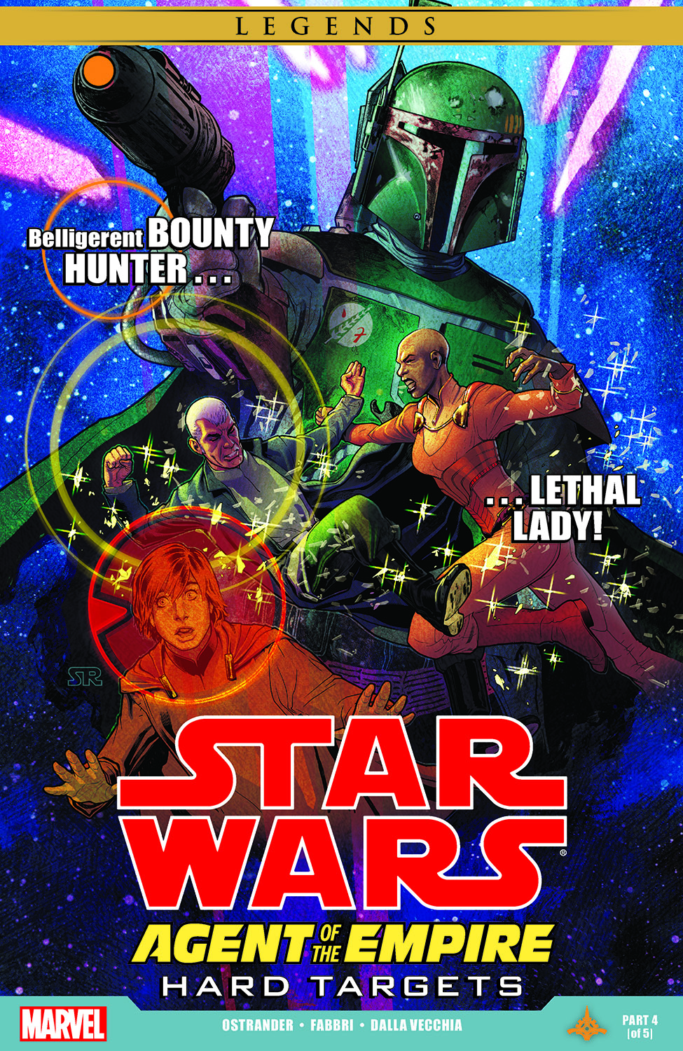 Star Wars: Agent Of The Empire - Hard Targets (2012) #4