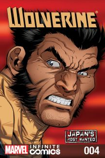 Wolverine: Japan's Most Wanted Infinite Comic (2013) #4