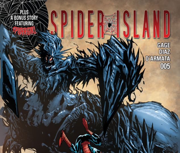 SPIDER-ISLAND 5 (SW, WITH DIGITAL CODE)