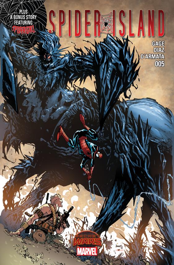 Spider-Island (2015) #5