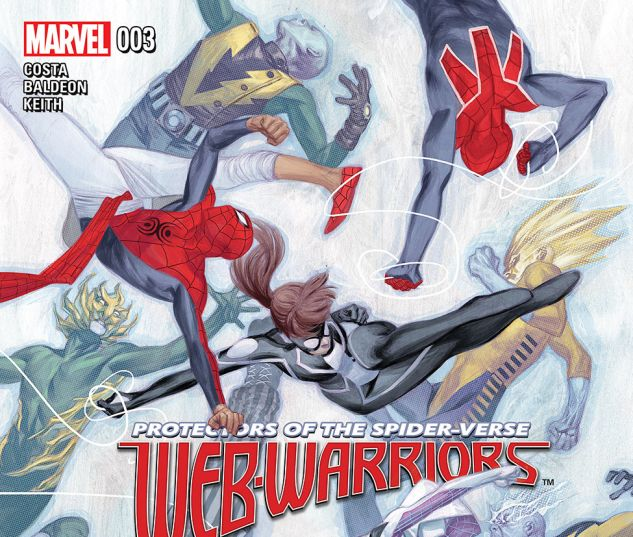 Web Warriors (2015) #3