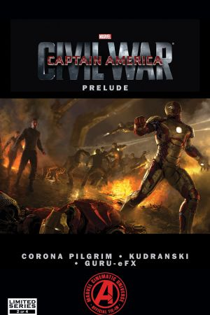 Marvel's Captain America: Civil War Prelude #2