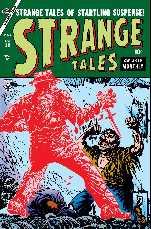 Strange Tales (1951) #26