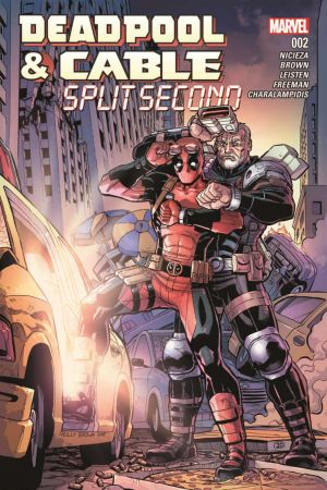 Deadpool & Cable: Split Second #2