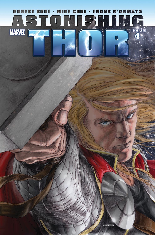 Astonishing Thor (2010) #4