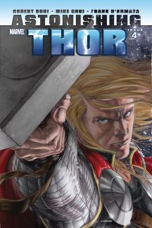 Astonishing Thor (2010) #4