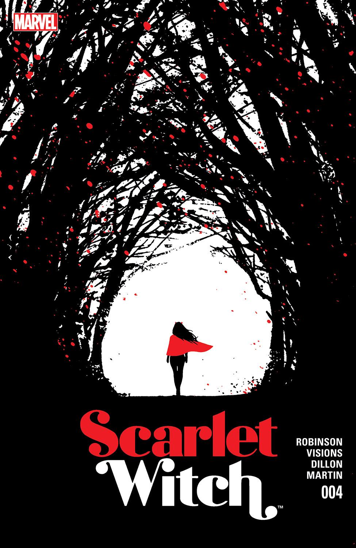 Scarlet Witch (2015) #4