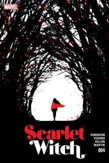 Scarlet Witch #4