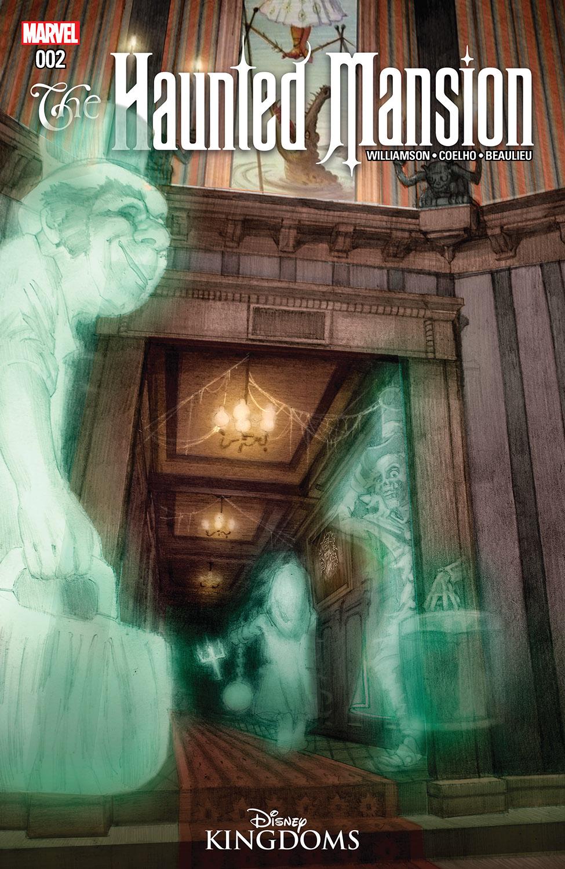 Haunted Mansion (2016) #2