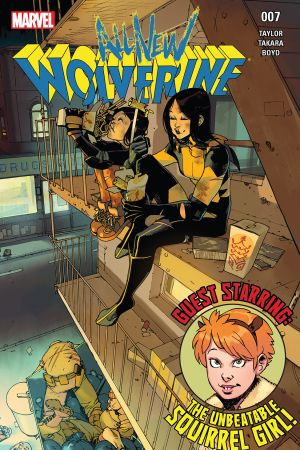 All-New Wolverine (2015) #7