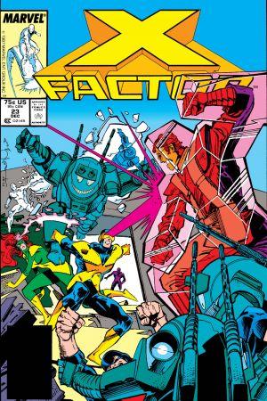 X-Factor (1986) #23