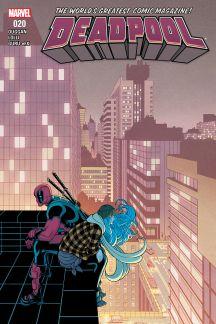Deadpool (2015) #20
