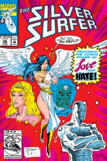 Silver Surfer #66