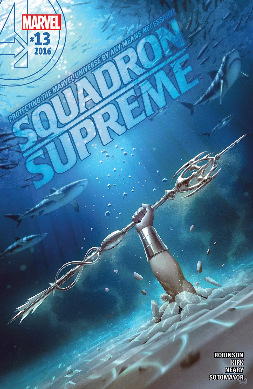 Squadron Supreme (2015) #13