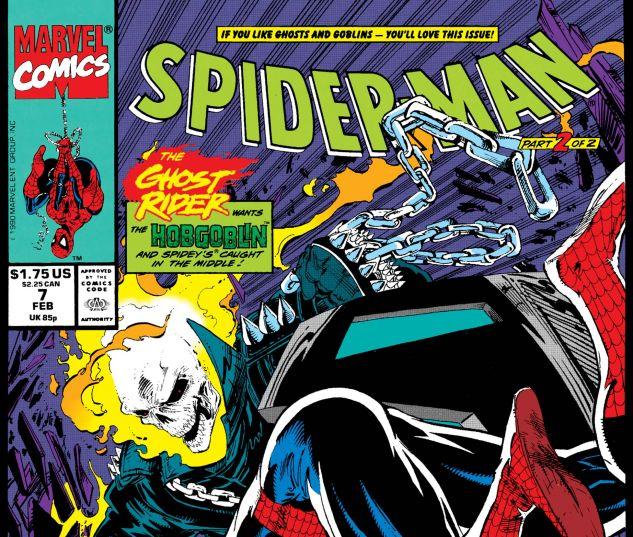 SPIDER-MAN (1990) #7