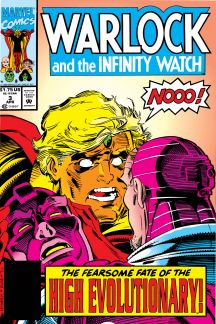 Warlock and the Infinity Watch (1992) #3