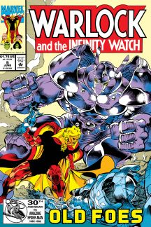 Warlock and the Infinity Watch (1992) #5