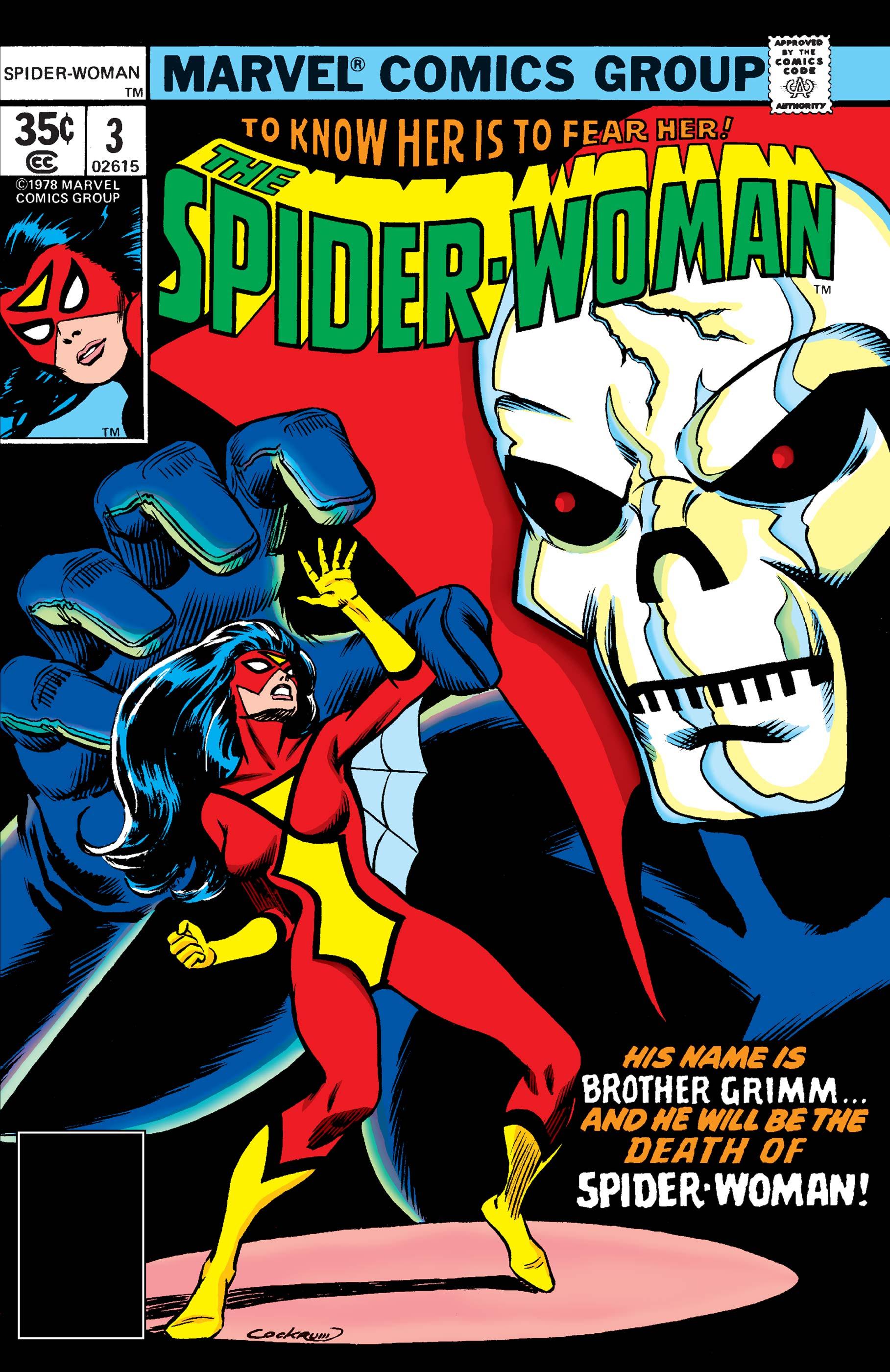 Spider-Woman (1978) #3
