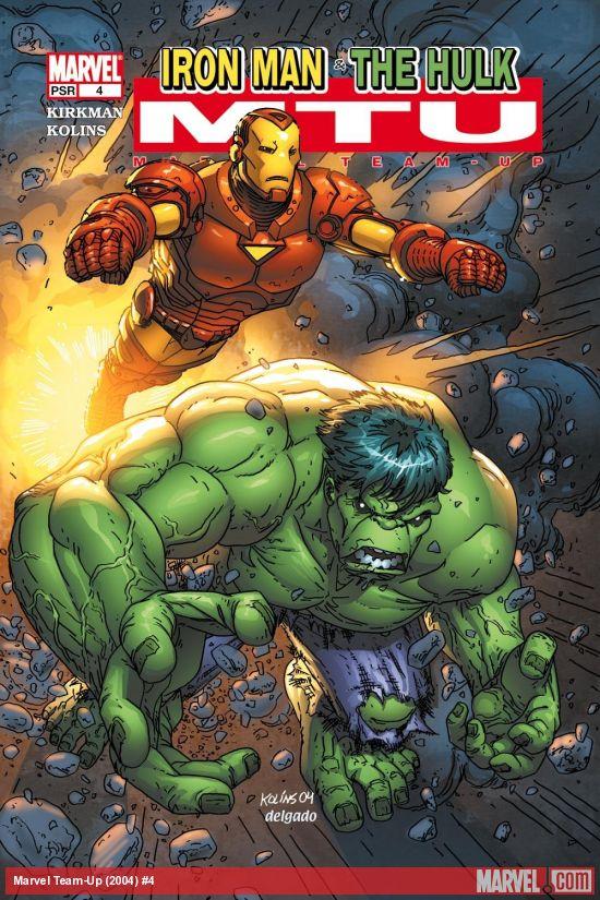 Marvel Team-Up (2004) #4