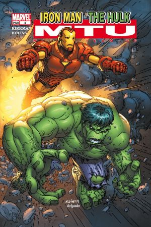 Marvel Team-Up (2004) #4