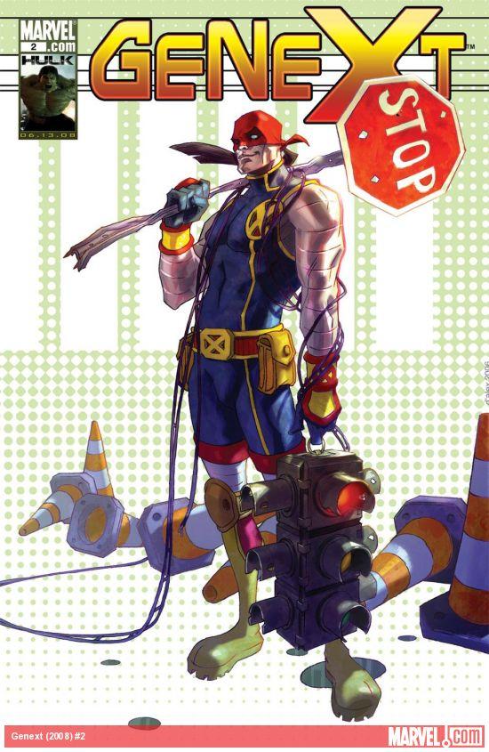 Genext (2008) #2