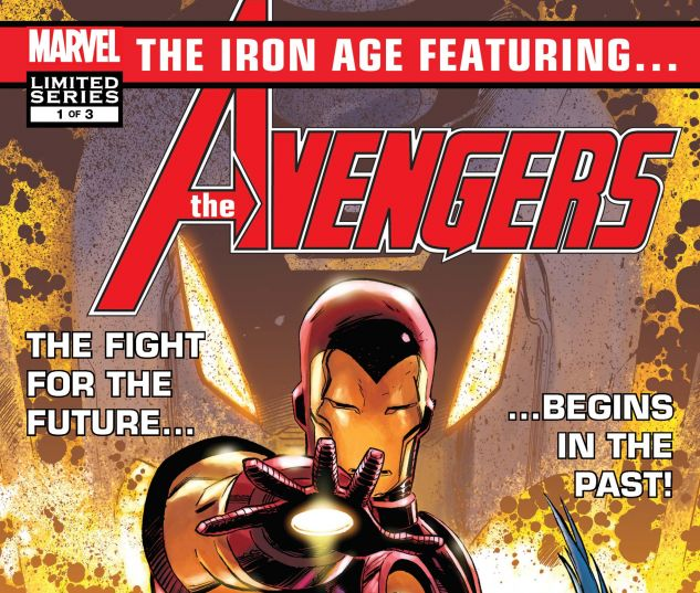 The Iron Age (2010) #1