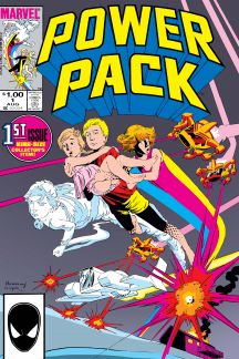 Power Pack (1984) #1