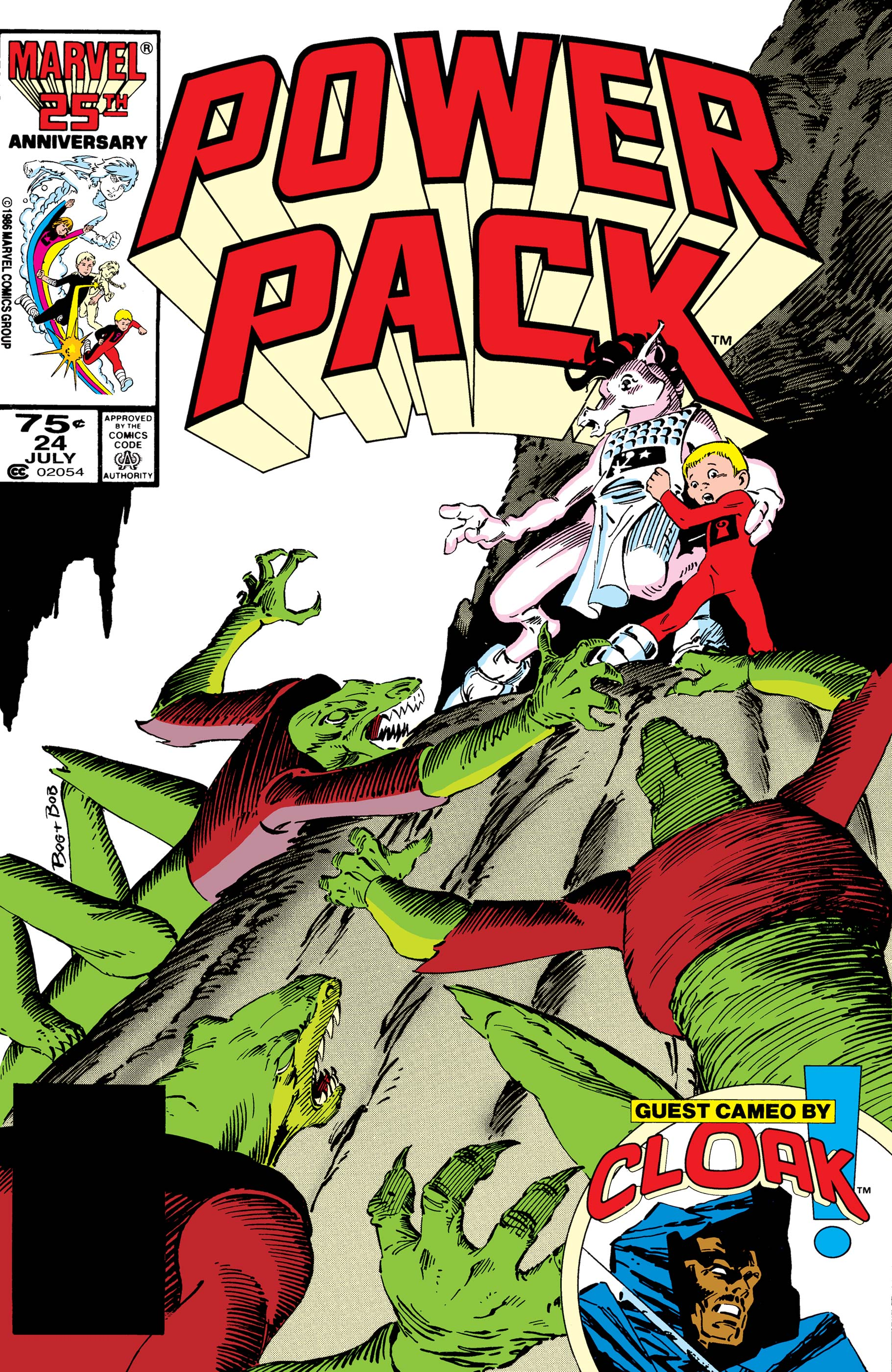 Power Pack (1984) #24