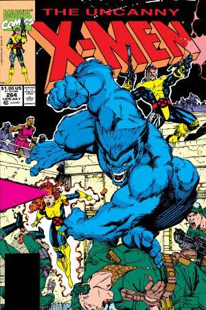 Uncanny X-Men #264