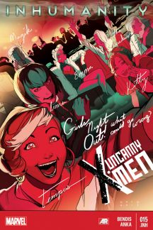 Uncanny X-Men (2013) #15