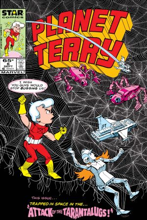 Planet Terry (1985) #6