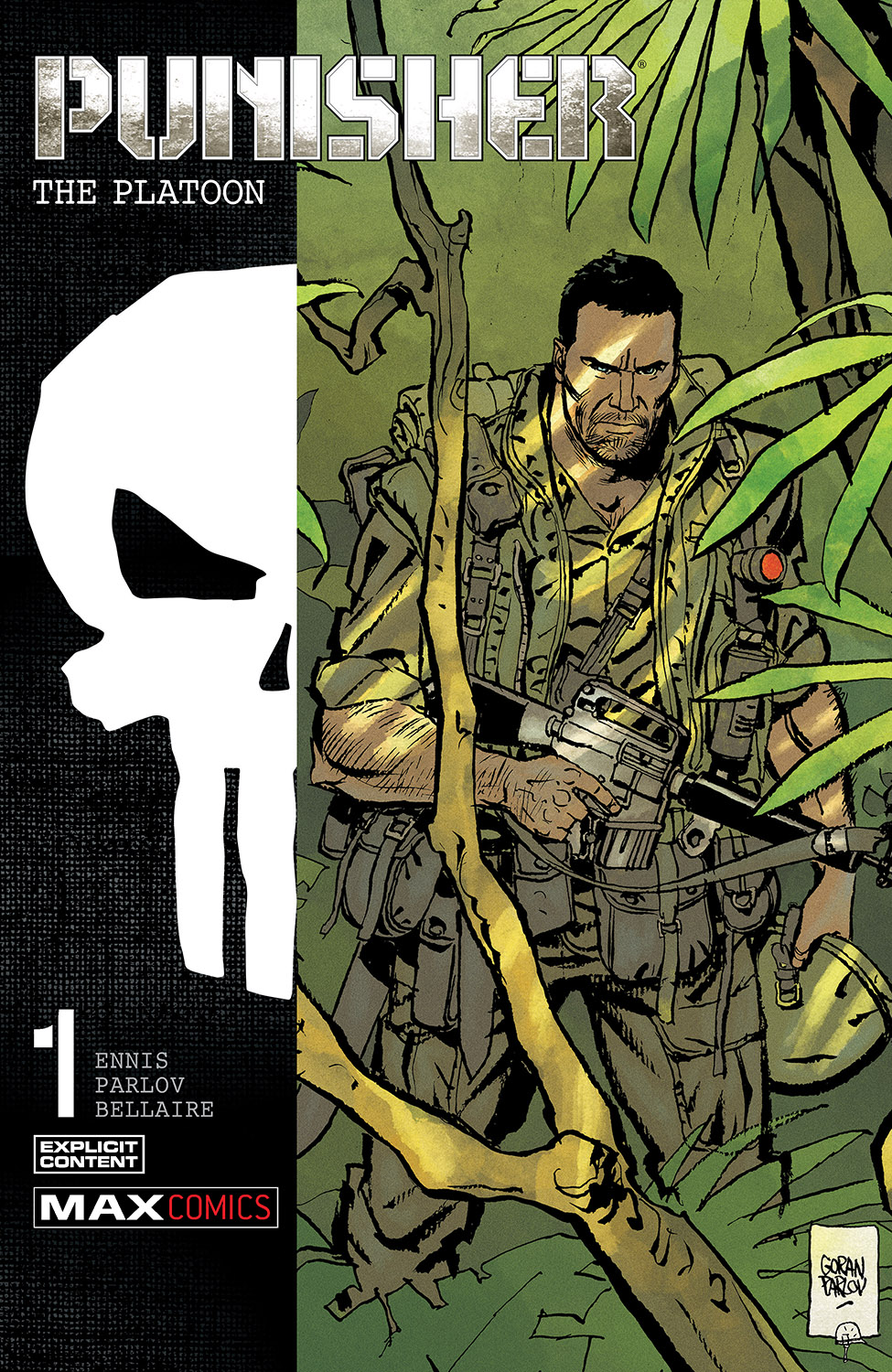 Punisher: The Platoon (2017) #1