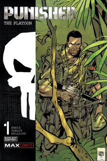 Punisher: The Platoon #1