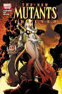 New Mutants Forever #4