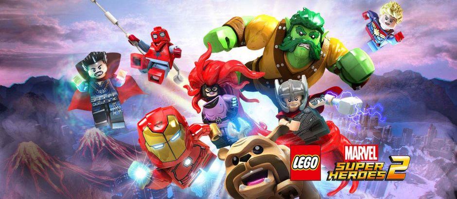 LEGO® Marvel Super Heroes 2   Comics   Marvel.com