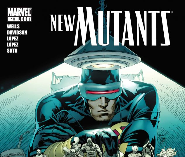 New Mutants (2009) #10