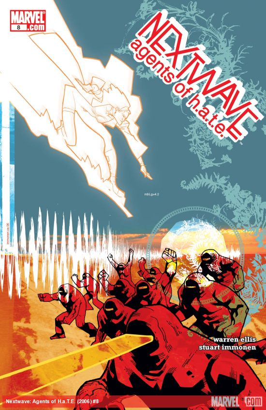 Nextwave: Agents of H.a.T.E. (2006) #8