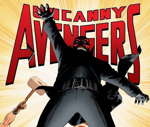 Uncanny Avengers (2012) #3