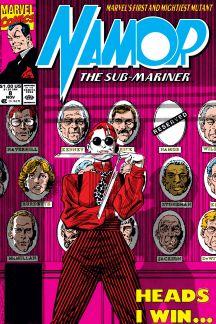 Namor: The Sub-Mariner (1990) #8