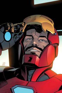 Invincible Iron Man #599