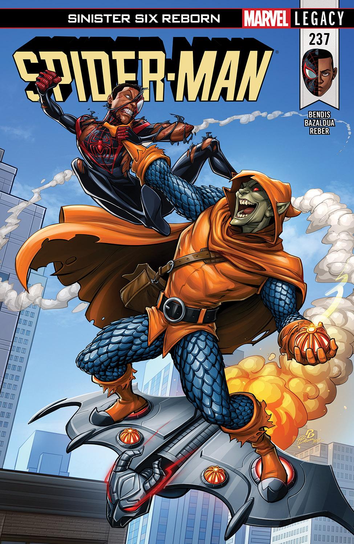 Spider-Man (2016) #237