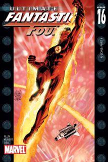 Ultimate Fantastic Four (2003) #16
