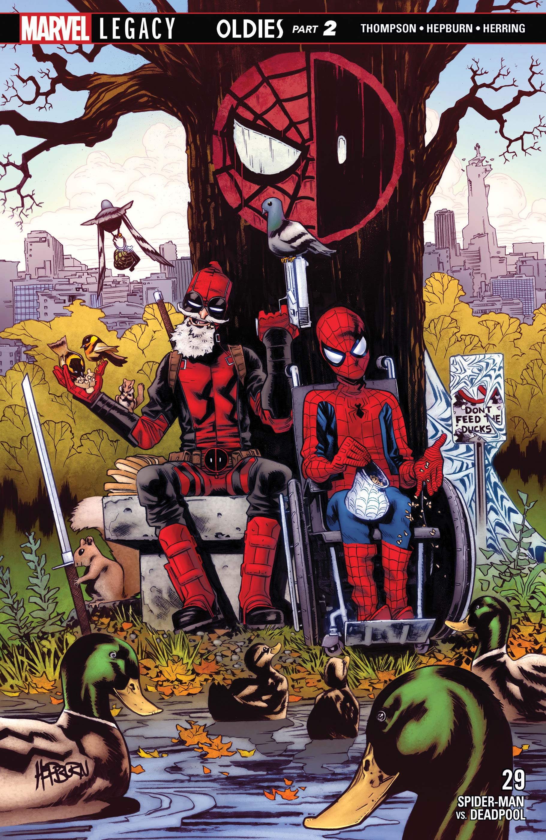 Spider-Man/Deadpool (2016) #29