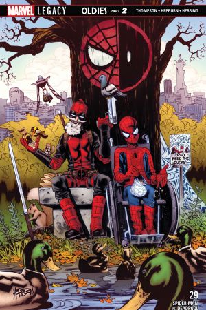 Spider-Man/Deadpool #29