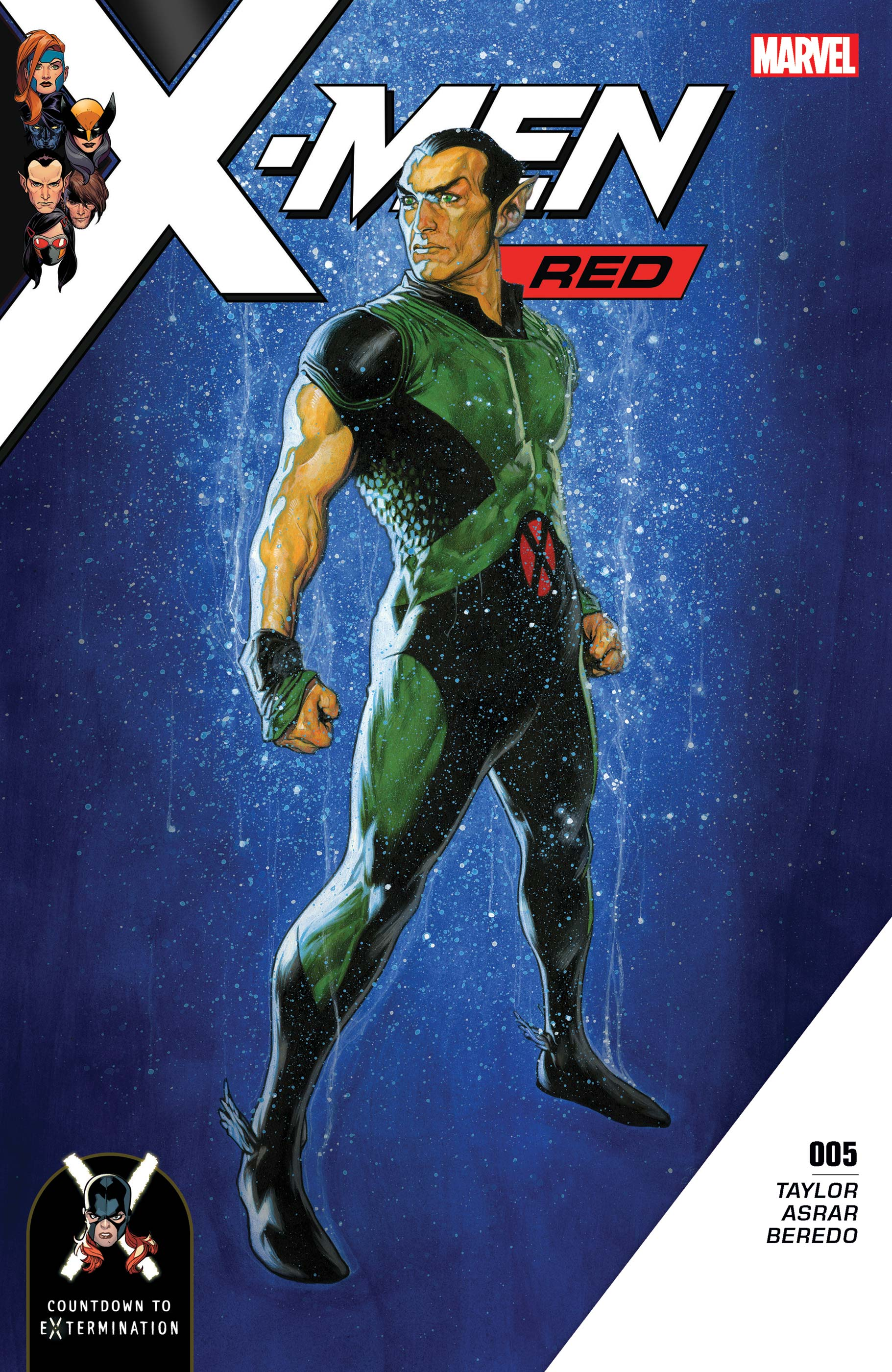 X-Men: Red (2018) #5