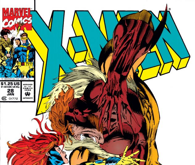 X-MEN (1991) #28