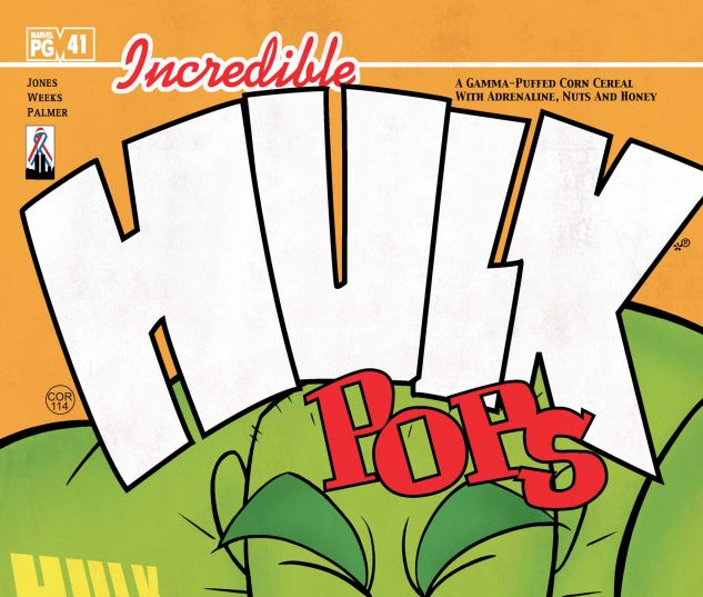 Incredible Hulk (1999) #41