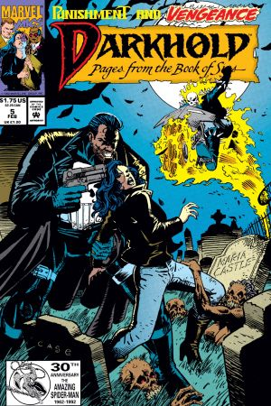 Darkhold: Pages from The Book of Sins (1992) #5